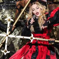 #RebelHeartTour: The Rave Reviews Keep Rolling In